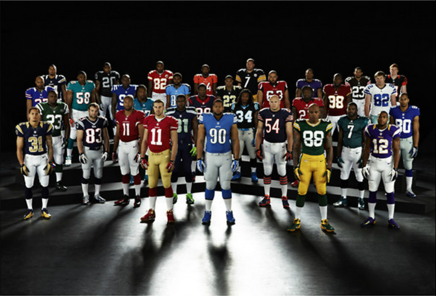 Discount NFL Jerseys Wholesale